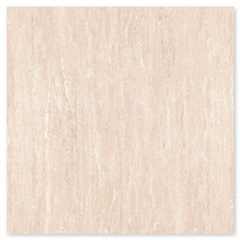 Porcelanato Esmaltado Polido Borda Reta Travertino 90x90cm - Eliane