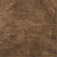 Porcelanato Esmaltado Pulpis Marmorizada Retificado Polido Marrom 84x84cm - Delta