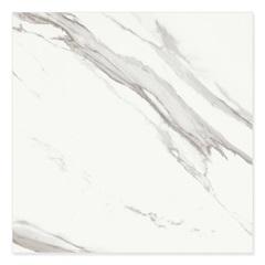 Porcelanato Esmaltado Retificado Calacat Light Polido Branco 119,5x119,5cm - Roca