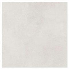 Porcelanato Esmaltado Retificado Pro Concrete Acetinado Branco 119,5x119,5cm - Roca