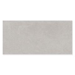 Porcelanato Esmaltado Retificado Pro Concrete Acetinado Cinza 120x250cm - Roca