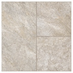Porcelanato Esmaltado Rústico Borda Bold Duetto Decor Gray 60x60cm - Portinari