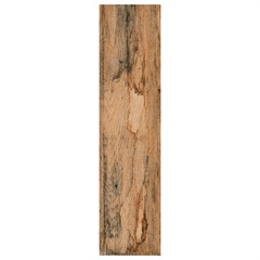 Porcelanato Granilhado Borda Reta Naturale Forest Marrom 24,5x100cm - Villagres