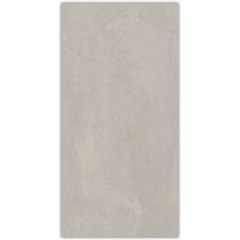 Porcelanato Hd Acetinado Borda Reta Cemento Grigio 53x106cm - Biancogres