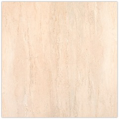 Porcelanato In Out Retificado Esmaltado Acetinado Travertino 49x49cm Phd49130r - Incefra