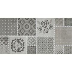 53b8950328f20 Porcelanato Ladrilho Cimento Acetinado 30x60cm - Eliane