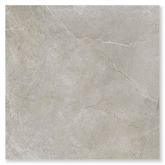 Porcelanato Natural Borda Reta Cement Stone Cinza 87,7x87,7cm - Portinari