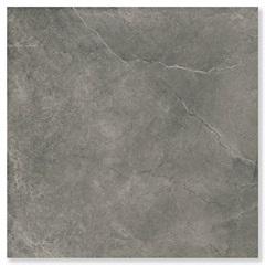 Porcelanato Natural Borda Reta Cement Stone Cinza Escuro 87,7x87,7cm - Portinari