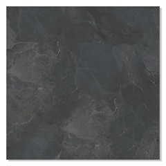 Porcelanato Natural Borda Reta Opera Black 87,7x87,7cm - Portinari