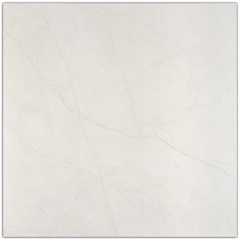 Porcelanato Natural Borda Reta Temps Spezia Bianco 80x80cm - Portobello
