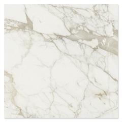 Porcelanato Natural Borda Reta Vivaldi Carrara Branco 87,7x87,7cm - Cerâmica Portinari