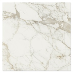 Porcelanato Natural Borda Reta Vivaldi Carrara Branco 87,7x87,7cm - Portinari