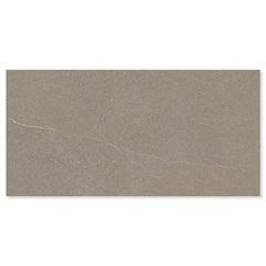 Porcelanato Polido Borda Reta Apogeu Cinza Escuro 58,4x117cm - Portinari
