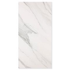 Porcelanato Polido Borda Reta Bianco Carrara Branco 60x120cm - Portobello
