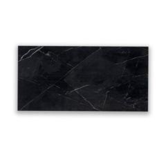 Porcelanato Polido Borda Reta Black Supreme 60x120cm - Portobello