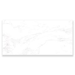Porcelanato Polido Borda Reta Carrara 58,4x117cm - Ceusa