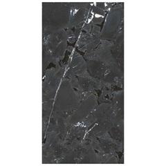 Porcelanato Polido Borda Reta Infinity Black 52,7x105cm - Biancogres