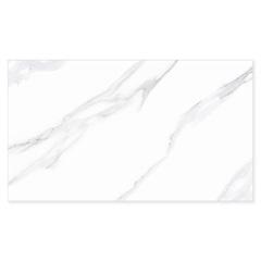Porcelanato Polido Borda Reta Marmo Bianco Carrara 61x106,5cm - Villagres