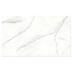 Porcelanato Polido Borda Reta Marmo Castellamare 80,5x140cm - Villagres