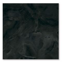 Porcelanato Polido Borda Reta Onice Preto 100x100cm