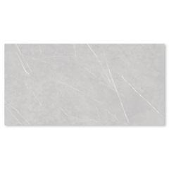 Porcelanato Polido Borda Reta Pulpis Gray 60x120cm - Roca