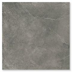 Porcelanato Polido Brilhante Borda Reta Cement Stone Cinza Escuro 87,7x87,7cm - Portinari