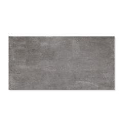 Porcelanato Retificado Acetinado Cosmopolitan Dark Cinza 62,5x125cm - Elizabeth