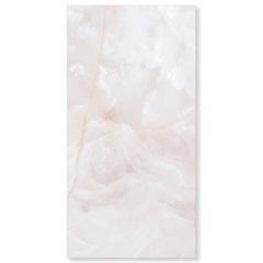 Porcelanato Retificado Acetinado Onix Satin Branco 53x106cm - Biancogres