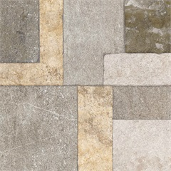 Porcelanato Rústico Borda Reta Surreale 63,5x63,5cm - Porto Ferreira