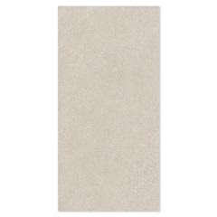 Porcelanato Rústico Esmaltado Acetinado Borda Reta Beton Claro 58,8x119cm - Ceusa