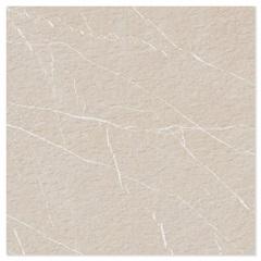 Porcelanato Rústico Esmaltado Acetinado Borda Reta Pulpis Bege 100x100cm - Ceusa