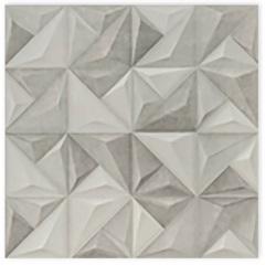 Porcelanato Sense Acetinado sem Brilho Cinza 58,4x58,4cm - Portinari