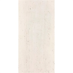 Porcelanato Travertino Romano Bianco Retificado 52x102cm - Porto Ferreira