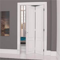 Porta Dueto Clássica Primer Branca 210x72cm - Vert