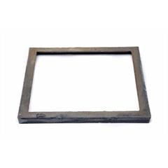 Porta Grelha em Ferro Fundido 30 X 30 Cm - A Brazilian