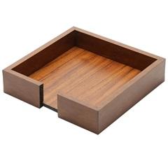 Porta Guardanapo em Madeira 20x4,5cm - WoodArt