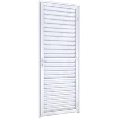 Porta Laminada Direita Ideale 215x85cm Branca - Lucasa