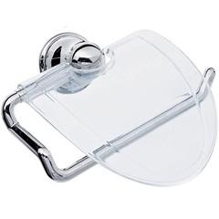 Porta Papel Higiênico Mondo Cristal - Aquaplás