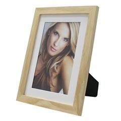 Porta Retrato com Paspatur Insta 15x21cm Natural - Kapos