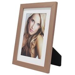 Porta Retrato com Paspatur Insta 18x24cm Cobre - Kapos