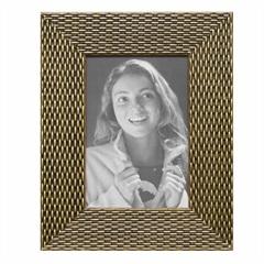 Porta-Retrato Corrente 10x15cm Dourado - Kapos