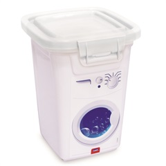 Porta Sabão em Pó 1,8 Litros  - Plasútil