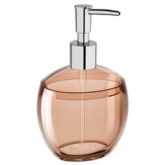 Porta Sabonete Líquido Spoom 330ml Rosa Blush - Coza