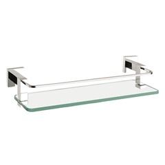 Porta Shampoo 2052 C 215 Quadra Cromado - Meber