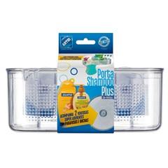 Porta Shampoo Transparente Plus                  - Arthi