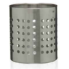 Porta Talher New Steel Aço Inox - Casa Etna