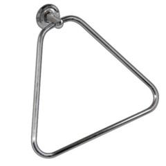 Porta Toalha de Aço Inox Triangular  - Aminox