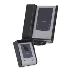 Porteiro Eletrônico com Vídeo Sense Alumínio - HDL
