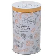Pote em Metal Pasta Siena Colors 10,8cm - Casa Etna