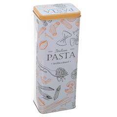Pote em Metal Pasta Siena Colors 9x7x27cm - Casa Etna